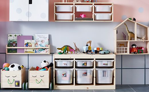 HOW TO ORGANIZE HOME FOR A NEWBORN