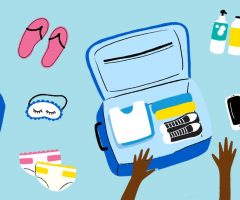 Hospital Bag Checklist: What To Pack?
