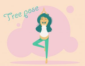 Yoga Poses To Reduce Pregnancy Pain